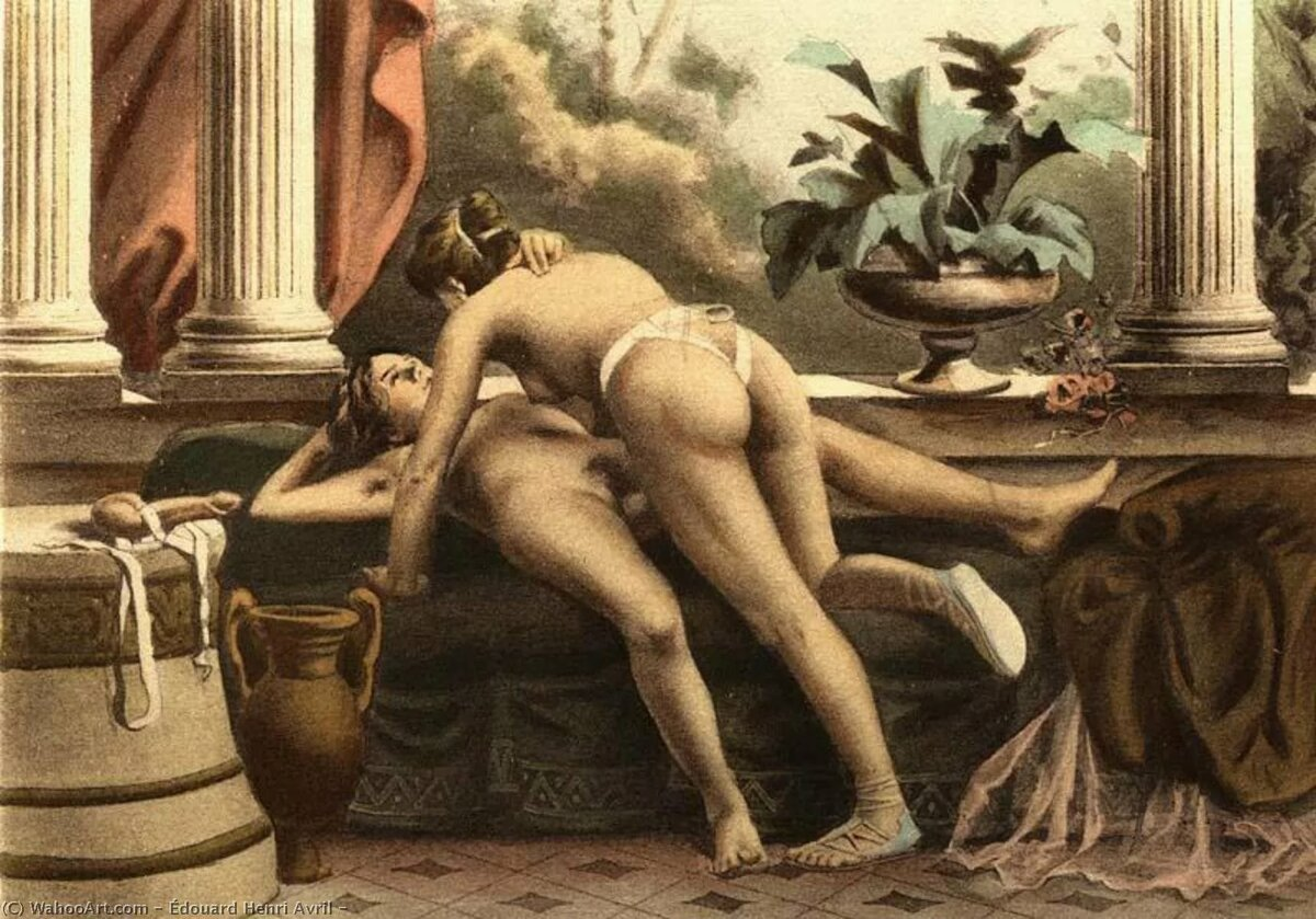 Historical erotic mysteries