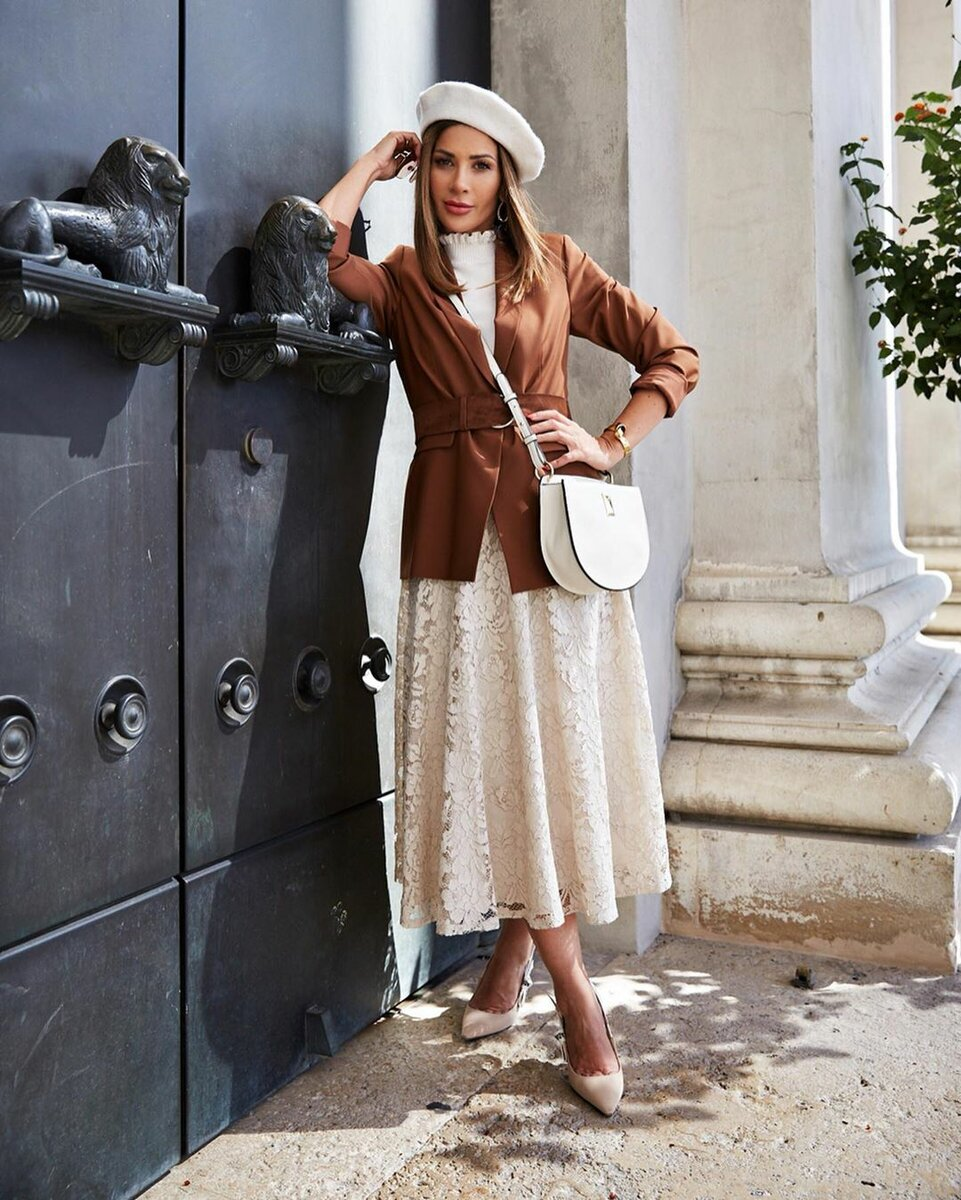 Autumn multilayered: what to combine to create a fashionable look