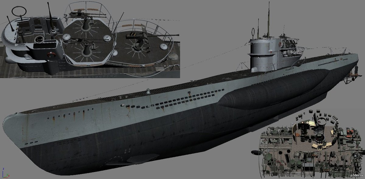 https://p3dm.ru/files/boat/6315-u-boat-type-viic-41-.html