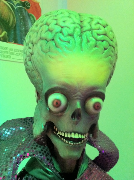 """""""Mars Attacks!"""" by Ian Stannard is licensed under CC BY-SA 2.0"""