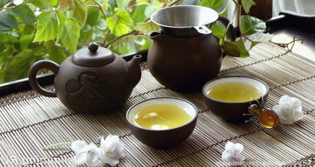 5 reasons to start the day with a cup of green tea