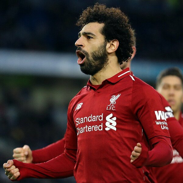 Liverpool FC✔@LFC.@MoSalah has won the @PFA Player of the Month award for January.