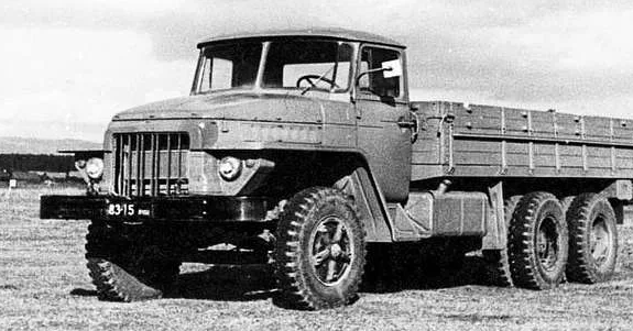 Урал-377М