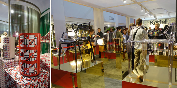Мебель Kartell. Salone del Mobile.Milano Moscow