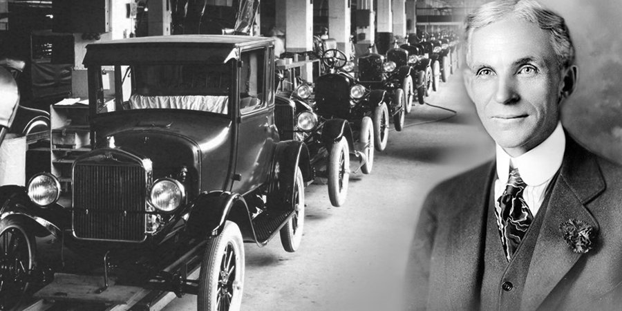 the early years and presidency of henry ford The story deals with his youth, his fascination with car design and development, his presidency of ford motor company and his untimely death at age 49 let me say that finding articles on edsel ford.