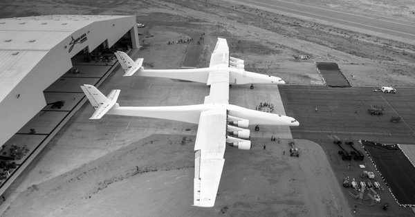 Scaled Composites Stratolaunch Model 351