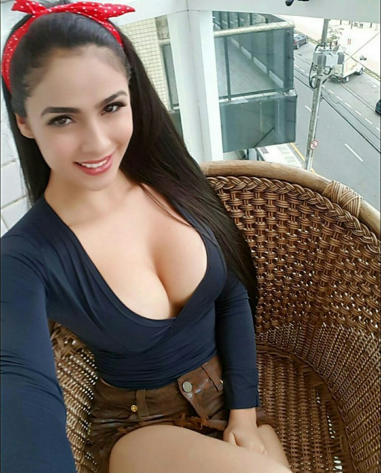 Busty girls movies with