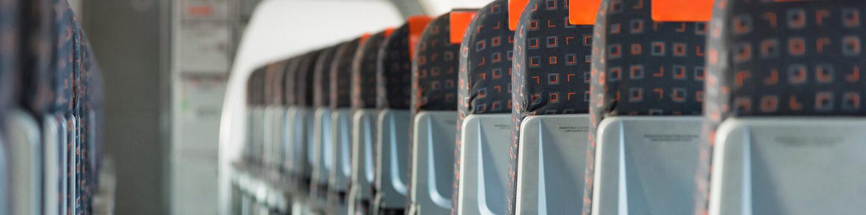 Место в самолете занято