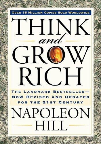 Книга Думай и богатей, Наполеон Хилл