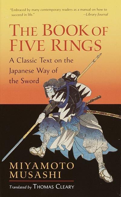 Книга Пяти Колец, Миямото Мусаси