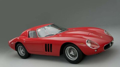 Ferrari 250 GTO - не самая дорогая машина, как выяснилось