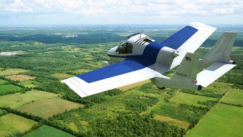 Terrafugia Transition: как личный самолет