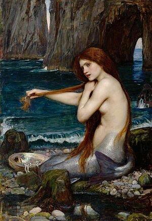 John William Waterhouse A Mermaid.jpg