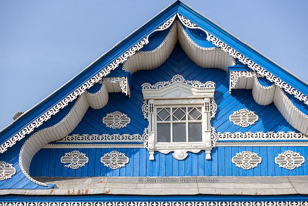 Картинки на фронтон дома
