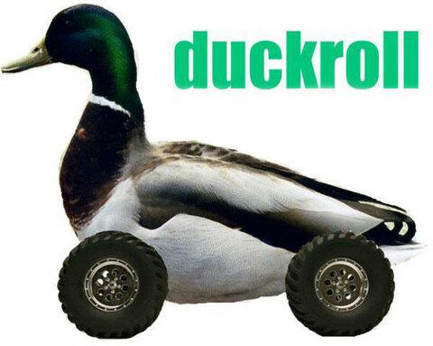 Картинки по запросу Duckroll