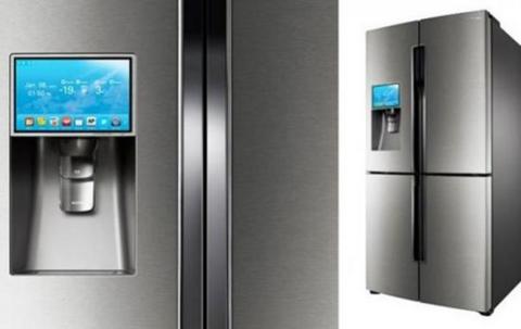Внешний вид умного холодильника LIEBHERR