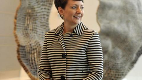 Линн Гуд, глава энергетической компании Duke Energy