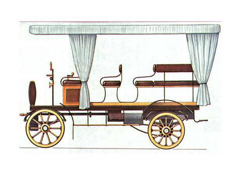 Автобус Петра Фрезе
