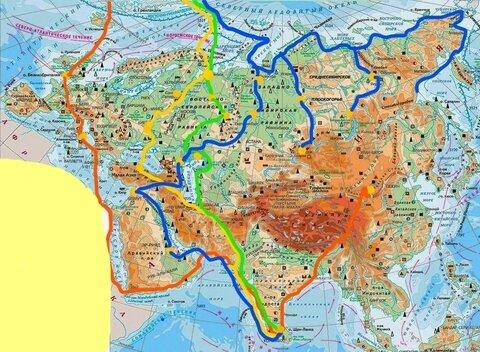 Исход Ариев 7,8 тыс. лет назад. Михаил Юнге.jpg