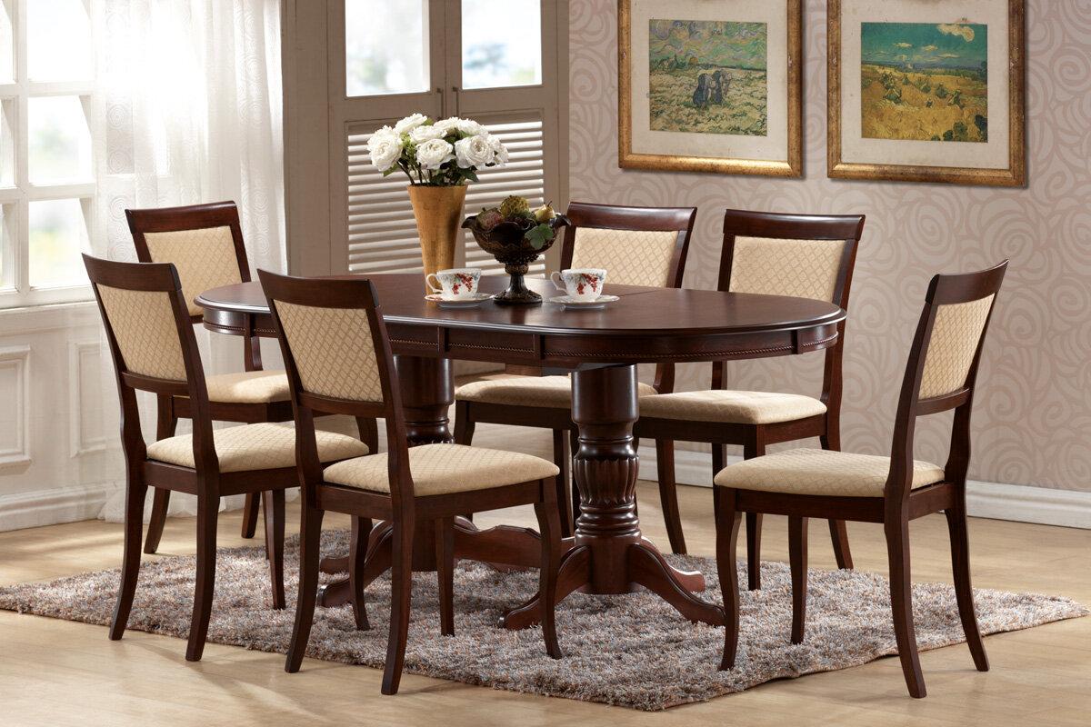цветущие, обеденные столы и стулья для кухни фото несмотря