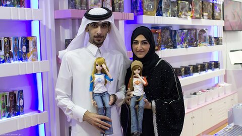 Image result for anime qatar