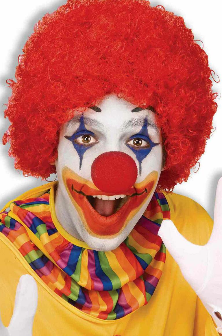 факты жизни фото красивых клоунов жир