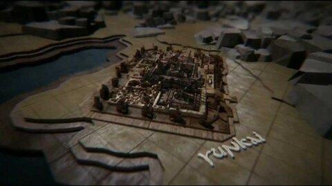 1. Заставка игра престолов, сериалы