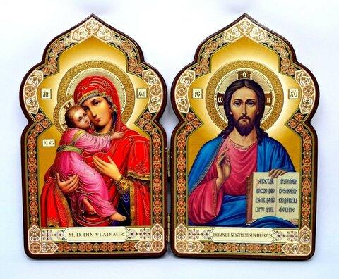 икона Иисус и Богородица освящена.jpg