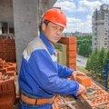 Александр Федункис, Монтаж фасада из винилового сайдинга в Курске