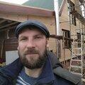 Николай Лобанов, Монтаж керамической черепицы в Индустриальном районе