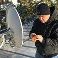 Спутниковое и цифровое эфирное телевидение.
