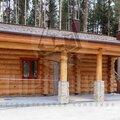 Строительство сибирской бани