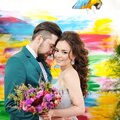 Свадебная прическа+макияж+Выезд