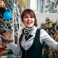 Анна Селезнева, Ведущий корпоратива в Абрау-Дюрсо