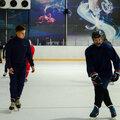 Тренер по хоккею