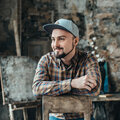 Юрий Василевский, Портретная фотосессия в Московском