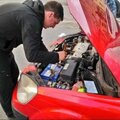 Электроник - Помощь на дороге, Полировка кузова на Малой Охте
