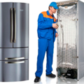 Ремонт бытового холодильника на дому - вызов мастера