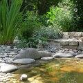 Устройство водоемов, ручьев и водопадов