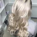 Наталья Бабинская, Выведение из темного цвета в блонд в Городском округе Богородском