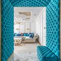 Дизайнерский ремонт квартир в стиле ар-деко