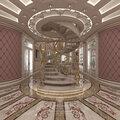 Дизайнерский ремонт в стиле помпезная классика