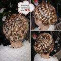 Плетение кос любой сложности для взрослых и детей