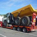 Аренда трала грузоподъемность 100 тонн
