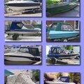 Ремонт матрасов, катамаранов, лодок, бассейнов, шатров.