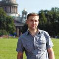 Максим Евдокимов, Love story в Санкт-Петербурге