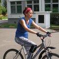 Обучение езде на велосипеде взрослых и детей в Москве