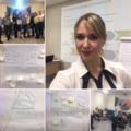 Анна Кечаева, Занятия по менеджменту в Балатово