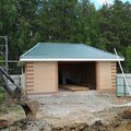 Строительство гаража под ключ