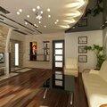 Дизайн натяжного потолка.
